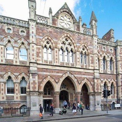 Museum from Queen Street