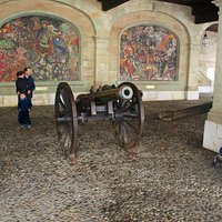 Cannon in the Arsenal