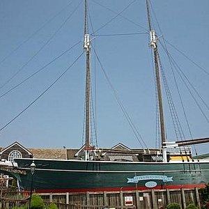 Tivoli the Schooner of Schooner's Wharf