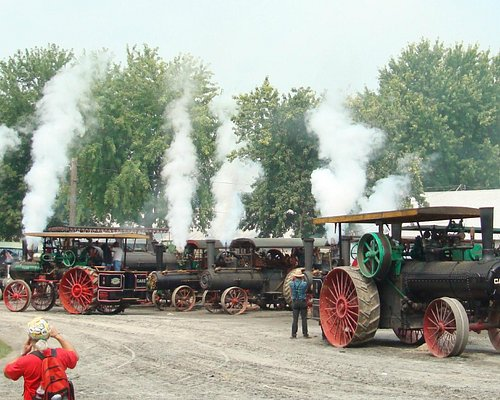 Steam Traction Engines