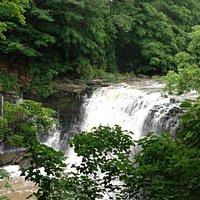 Upper Falls at Ball's Falls