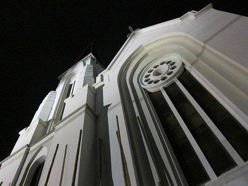 Art-Deco Catholic Cathedral - Bandung