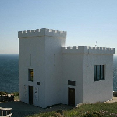 Ellins Tower RSPB South Stack Holyhead