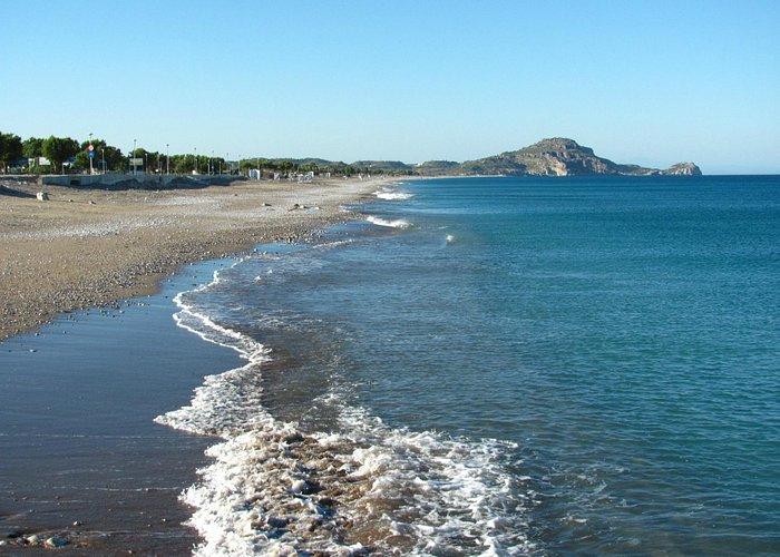 Charm of Afandou Beach
