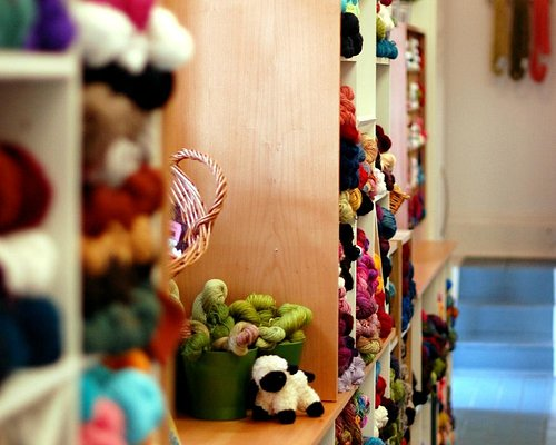 Our broad range of yarns