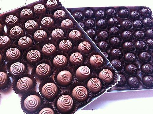 squisiti cioccolatini