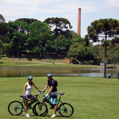 Bike Tour Ópera de Arame - Parque São Lourenço