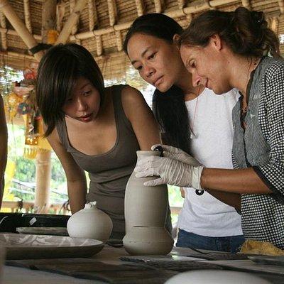 Photo provided by Gaya Ceramic Arts Centre