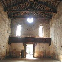 Chiesa di San Matteo, controfacciata