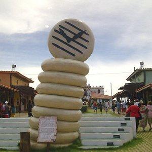 Torre Inclinada de Arepas