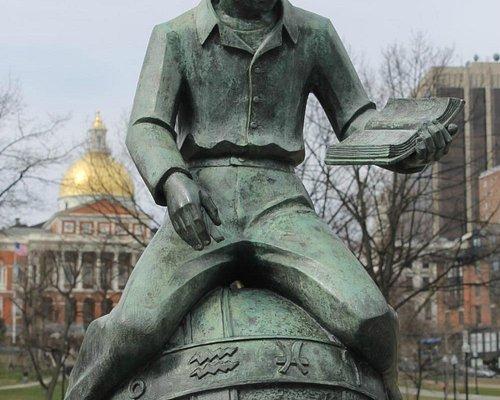 Boston Common Visitor Centre