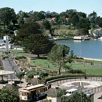 Aquatic Park. part of SF Maritime National Historical Park