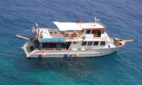 Our boat, Osmanbey 1