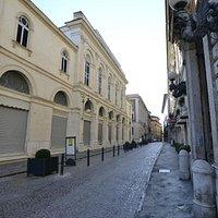 Il Teatro in Via Garibaldi