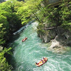 利根川諏訪峡