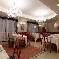 ristorante villa san pietro