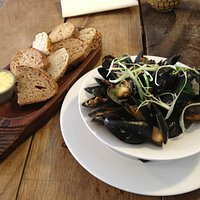 Porthilly Mussles