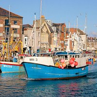 Weymouth Old Harbour & quayside