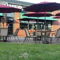 Outside Seating 2
