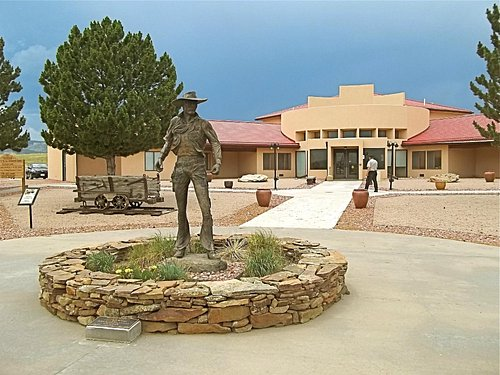 NRA Whittington Center Museum and Gift Shop