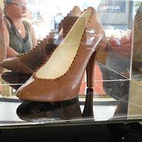 chocolate high heel anyone?