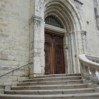 Cathédrale Notre Dame du Puy a Grasse.