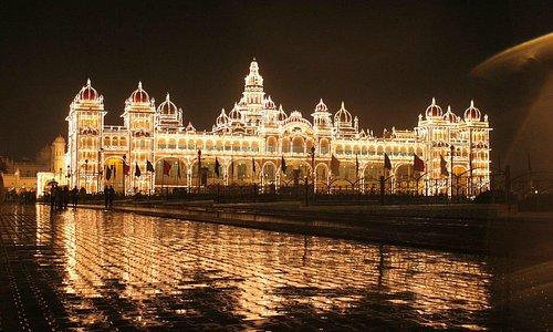 Mysore Palace l