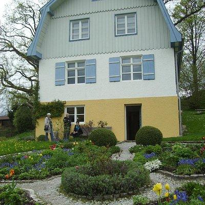 Münter-Haus Murnau Außenansicht