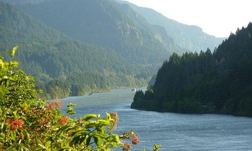 The Bridge Of the Gods, Columbia River