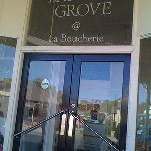 The front of Bantry Grove Cellar Door