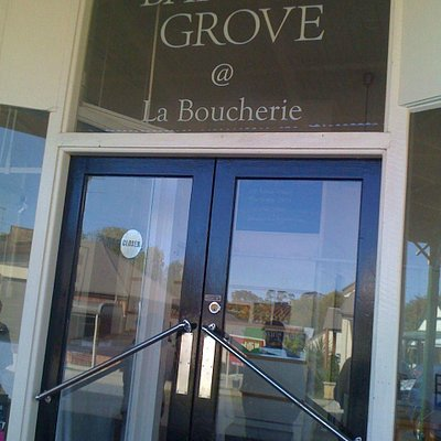 The front of Bantry Grove Cellar Door