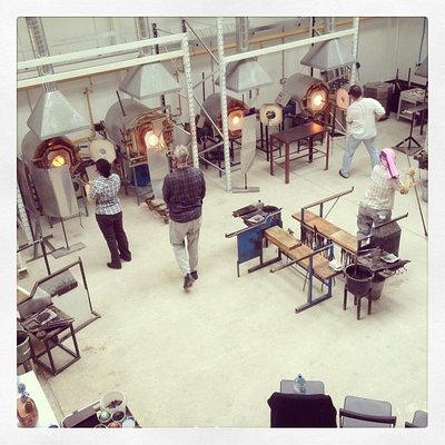 The Glassblowing Studio