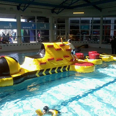 Lahinch Seaworld - THE ELIMINATOR - More fun than you can poke a stick at!