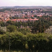 downtown seen from cetatuia