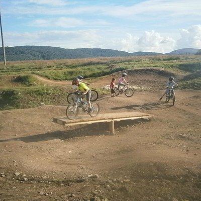 The Bike Seesaw - a big highlight