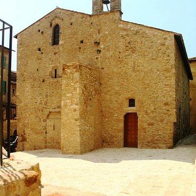 Facciata chiesa di Santa Lucia