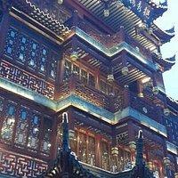 shanghai old city