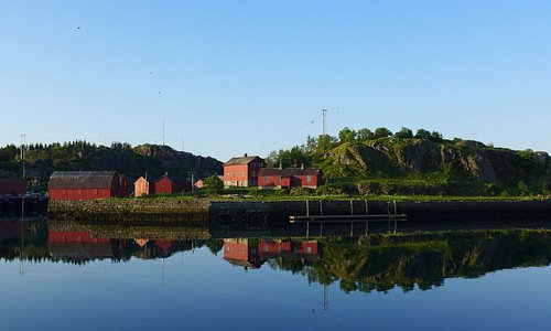 Early Morning in Stamsund