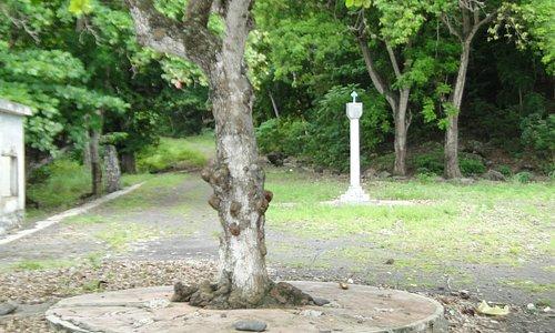 Padrão dos Descobrimentos, Monforte, São Tomé e Príncipe.