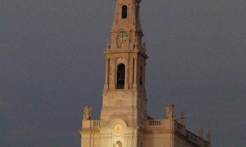 Basílica Nossa Senhora de Fátima.