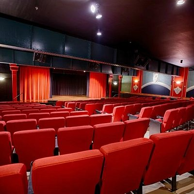 Court Square Theater courtesy of Housden Photography