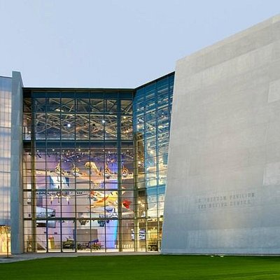 US Freedom Pavilion: The Boeing Center