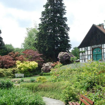 Botanical Garden, Bielefeld