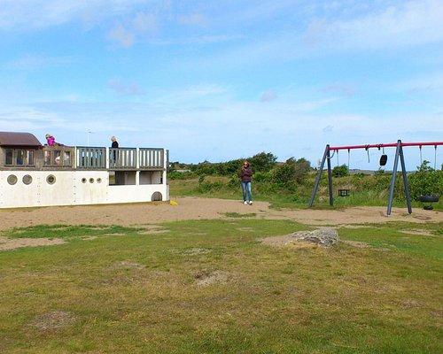 Getterön 5:e vik, The large playground