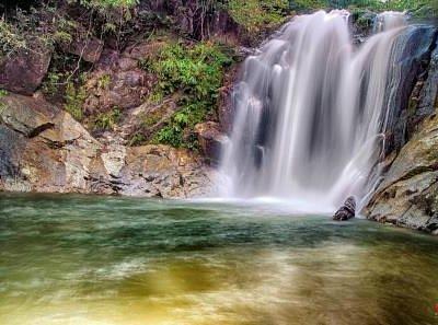 Chelir Waterfall