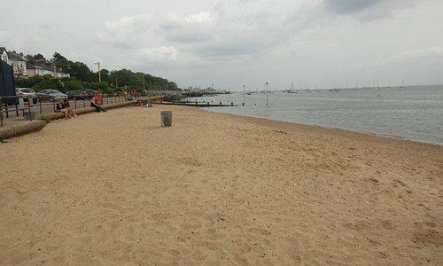 Bell Wharf Leigh-On-Sea Beach