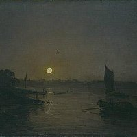 Moonlight at Millbank 1797