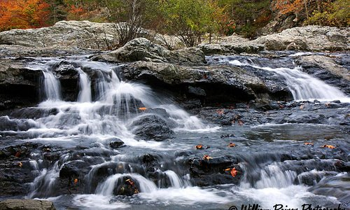 Little Missouri Falls - Things to do in Mena
