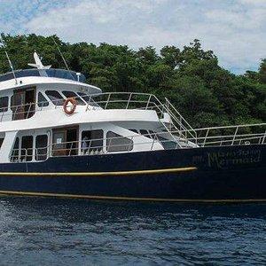 M/V Mermaid, All 4 Diving day trip vessel