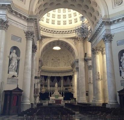 Basilica Duomo Imperia
